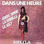 Sheila discographie Dans une heure