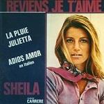 Sheila discographie Reviens je t'aime