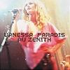 Vanessa Paradis discographie au Zénith