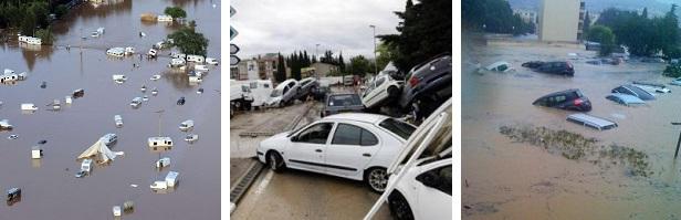 Inondations 2010