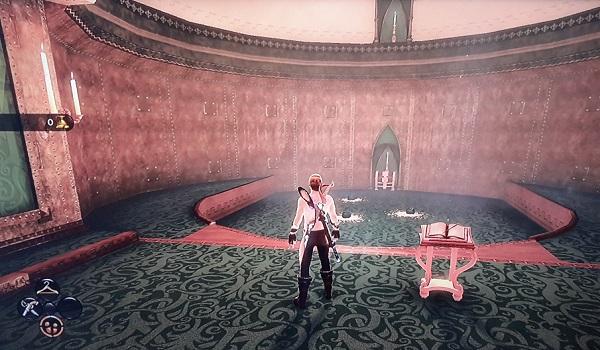 Clé sanctuaire 2