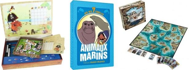 Jeux et jouets marins 6