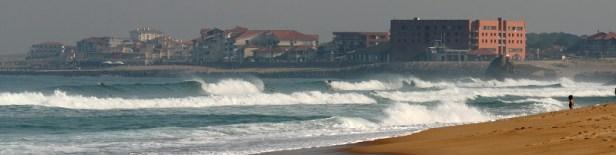 Surfer dans les Landes 1