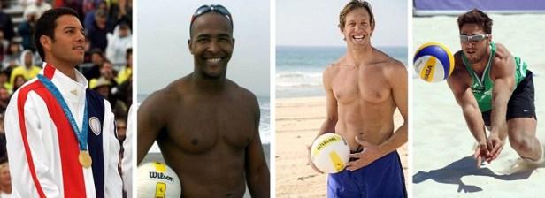 Joueurs de beach-volley célèbres