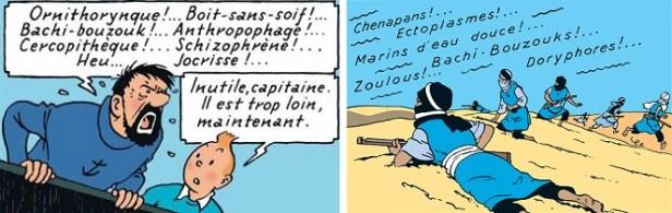 Capitaine Haddock 7