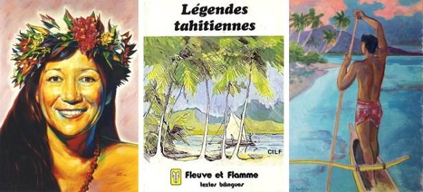 Légende tahitienne