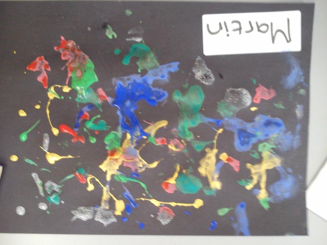 Arctic Art Lesson