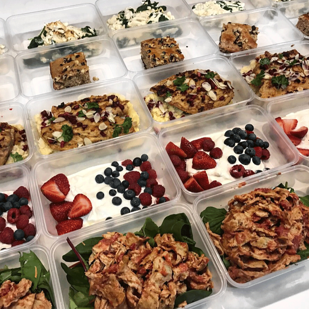 Meal Prep With Me: 5 Easy, Healthy Meals