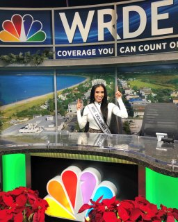 Miss Delaware USA 2020 at WRDE