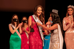 Crowning Moment of Miss Delaware USA 2021