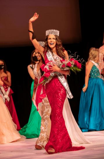 Miss Delaware USA 2021 Drew S.