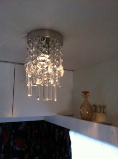eine neue Lampe!