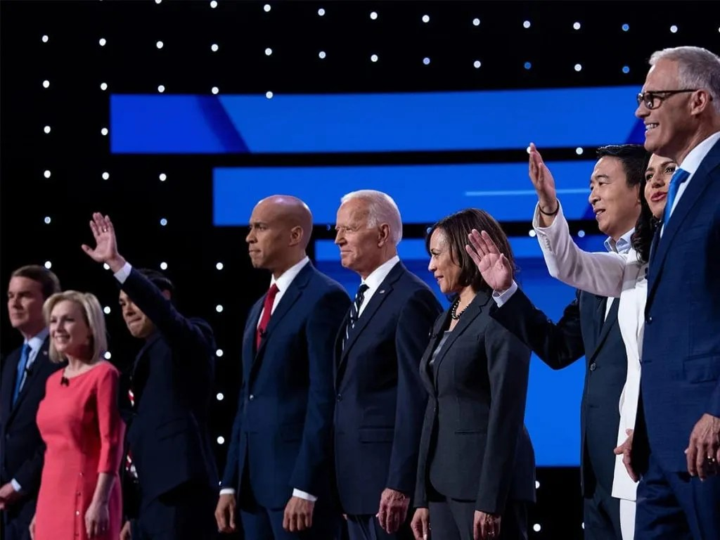 2020 election democratic candidates