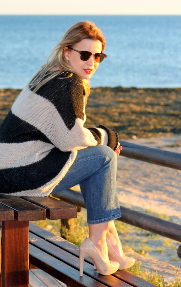 cozy on the beach