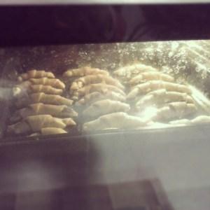 croissants con hojaldre