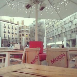 The Moon Madrid