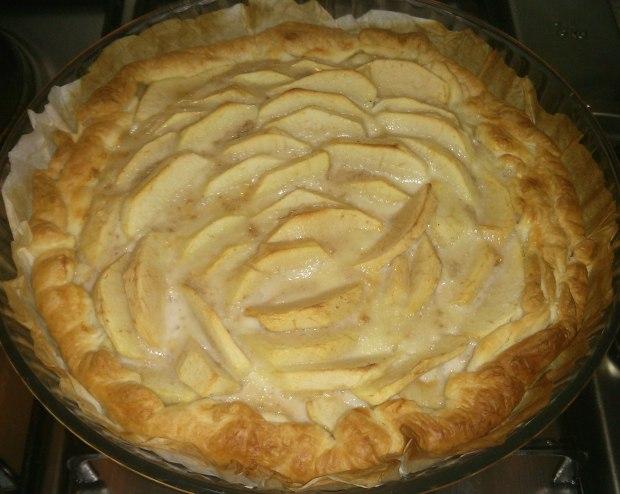 Tarta de manzana Missestratagemas