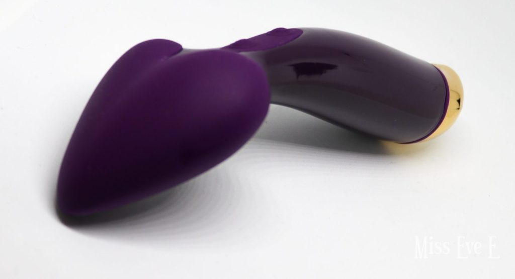 Sex Toy Review | Rocks Off Purple Heart