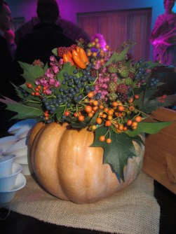 Autumn Theme Centrepiece