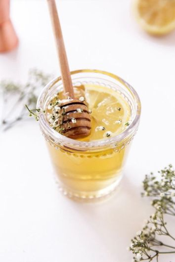 Hygge Honey Cocktail