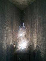 雕塑導賞 Sculpture tour 第二站:無限空間 2nd stop: Unlimited space