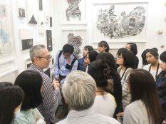 繪畫導賞 Painting tour 第2站:當代水墨 2nd stop: Contemporary fresh ink painting