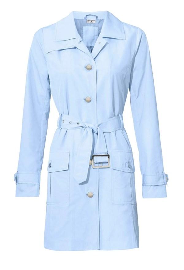 Kurzer Trenchcoat für Damen | Missforty
