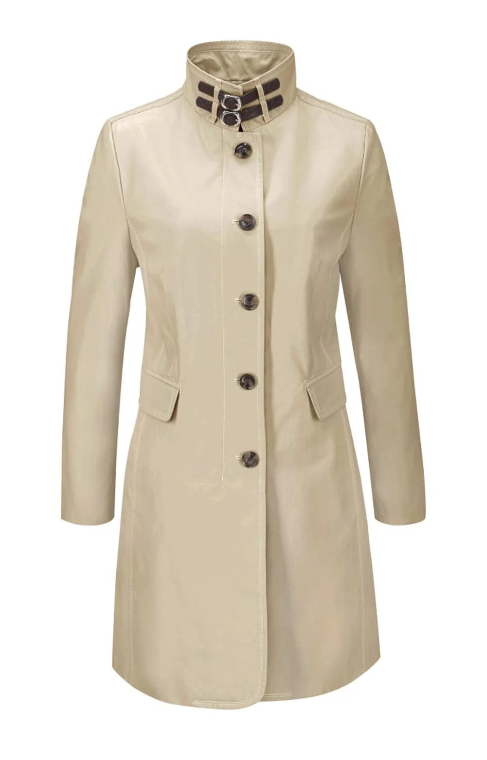 Tamaris Trenchcoat | Missforty