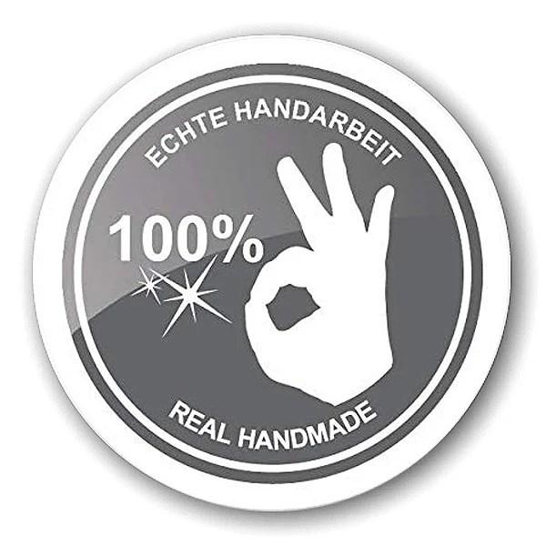 8514 Edzard Flaschenverschluss Weinverschluss Glas Hahn Sektverschluss Handarbeit