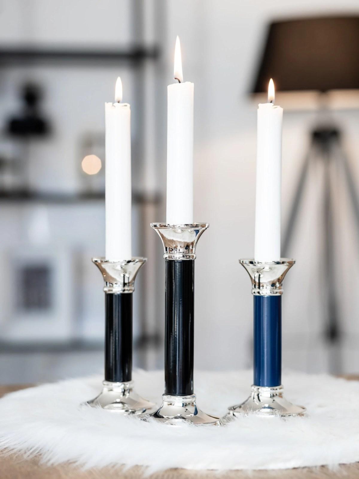 Kerzenhalter für Stabkerzen