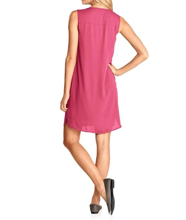 business kleider für damen HEINE Damen Designer-Etuikleid Pink 118.080 Missforty