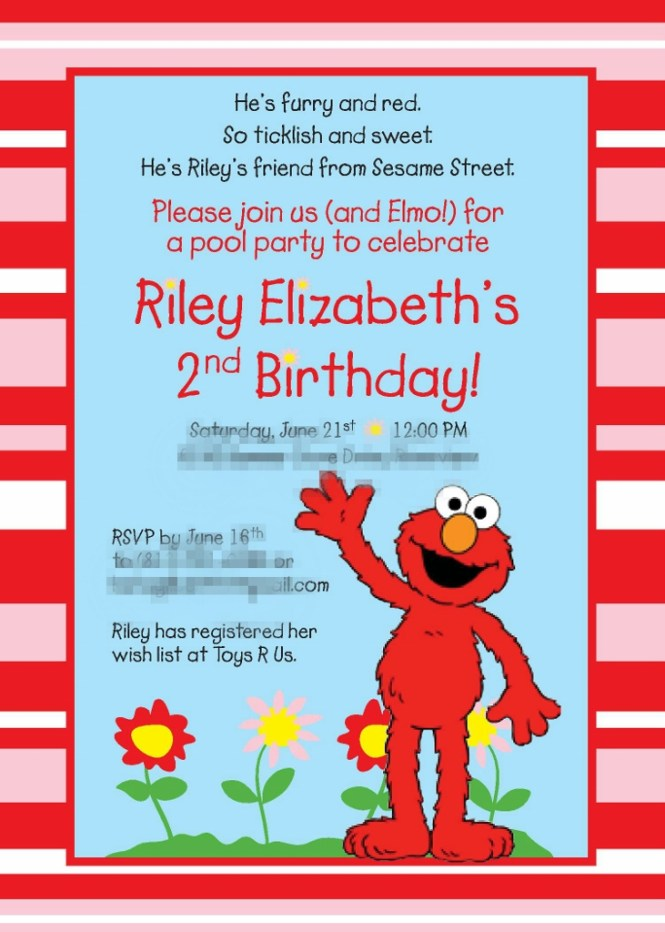 birthday party invitations 2 year old Cogimbous – Two Year Old Birthday Party Invitations