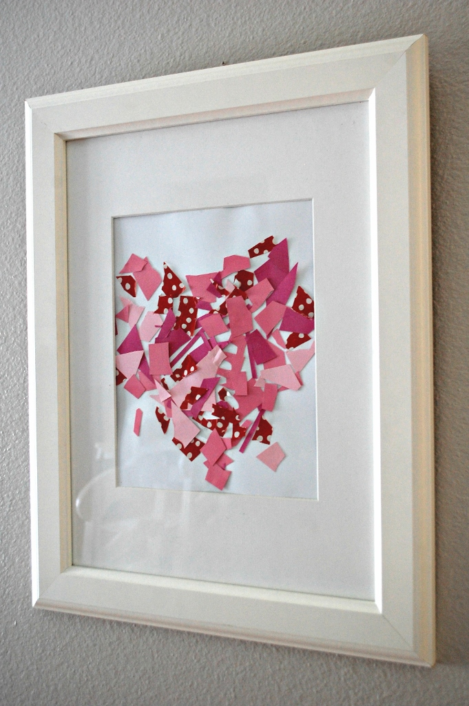easy valentine's day art for toddlers - miss frugal fancy pants, Ideas