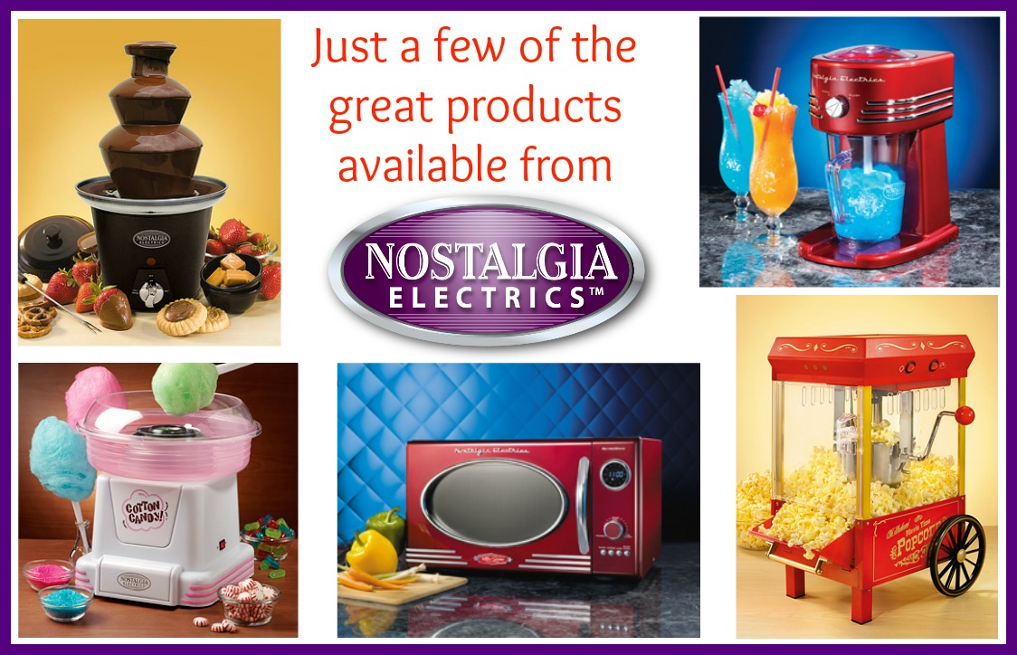 Nostalgia Electrics Products