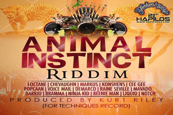 Animal Instinct Riddim Mix