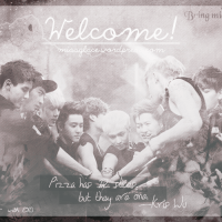 Welcome~!