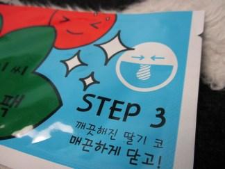 Step 3 Nose Strip