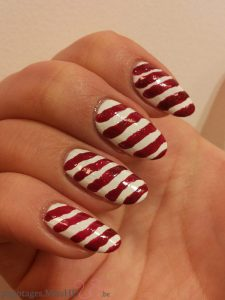 Nailstorming #36 Merry Christmas !