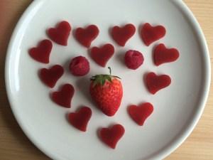 Vegane Fruchtgummis