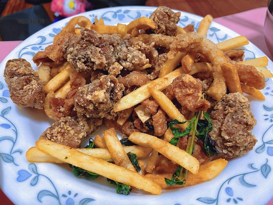 台中太平美食【小魔頭轟炸派對/新興店】美式炸雞套餐&中式鹽酥雞都有賣!口味多!還有外送平台合作喔!