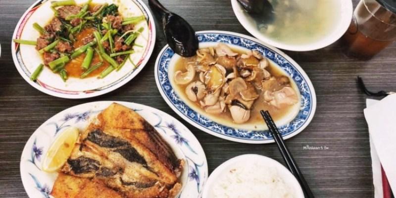 台中西區美食【王記現炒牛羊店】中華路夜市!熱炒店就是值得你來品嚐!做一休一雙日營業