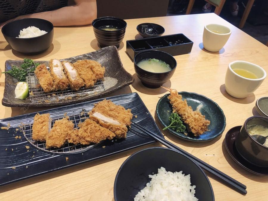 台中東區美食 勝博殿 日式豬排 新時代店 超澎湃日本料理套餐 復興路四段日式料理 兒童餐 定食