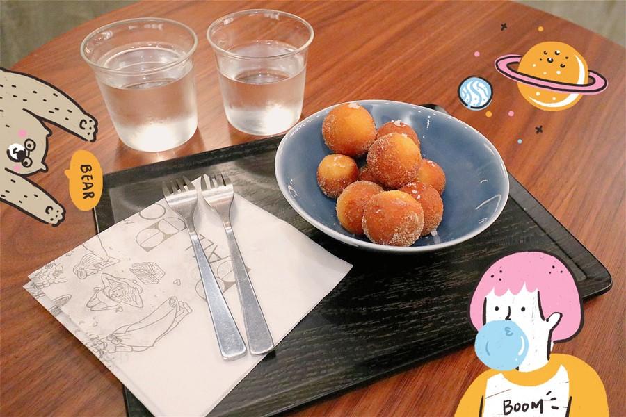 沖繩那霸美食【BALL DONUT PARK ボールドーナツパーク】國際通超必吃球型甜甜圈!沒吃到絕對會後悔啊!