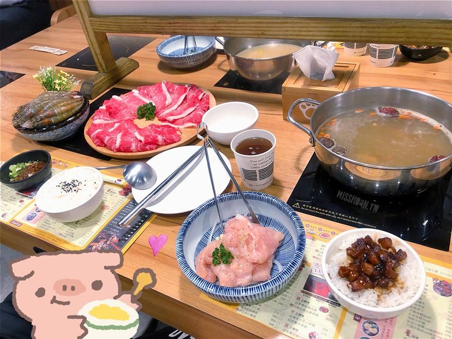 台中東區美食【養鍋/東英店】當月生日就送肉!超平價火鍋店!肉量升級只要49元!