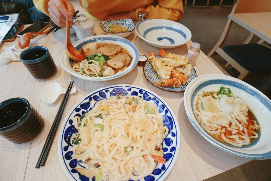 台中南屯美食【順柔烏龍麵】真的不用坐飛機!就能吃到來自日本高檔食材與職人夫婦的美味堅持!