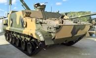 Гусеничный бронетранспортер БТ-3Ф на базе БМП-3