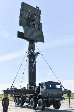 """РЛС 48Я6-К1 """"Подлет К-1"""""""