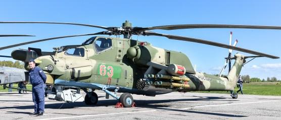 """Ми-28Н """"63"""""""