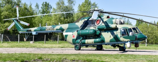 Ми-8АМТШ RF-20456