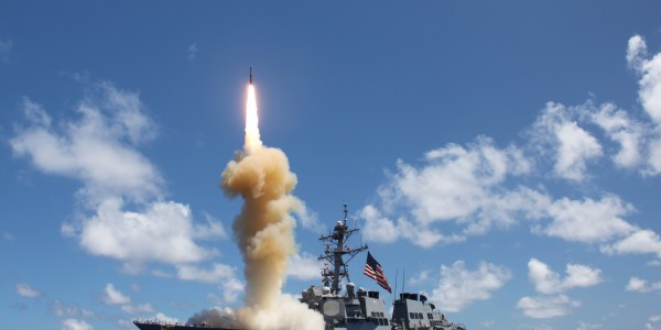 US State Department Approves Aegis Sale to Japan